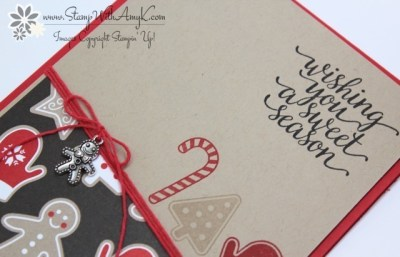 Candy Cane Christmas 3 - Stamp With Amy K