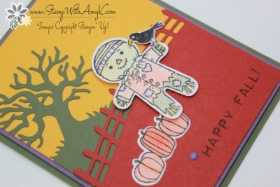 Cookie Cutter Halloween 3 - Stamp With Amy K