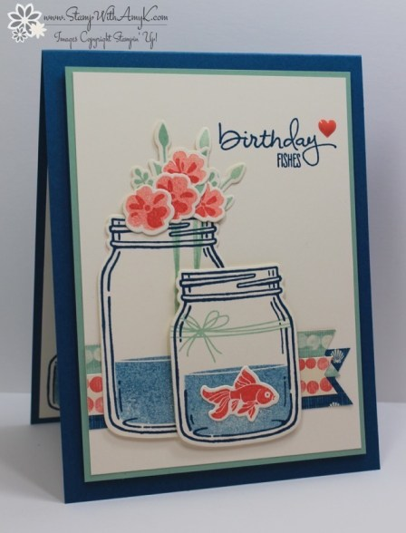Jar of Love - Stamp With Amy K