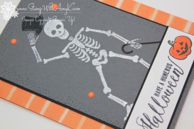 Mr. Funny Bones 3 - Stamp With Amy K