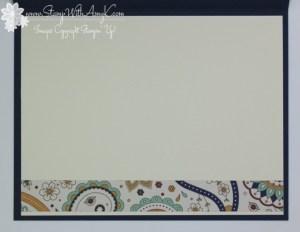 Paisleys & Posies 4 - Stamp With Amy K