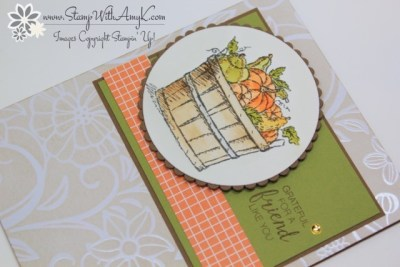 Basket of Wishes 3 - Stamp With Amy K