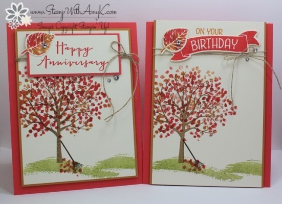 Sheltering Tree 6 - Stamp With Amy K