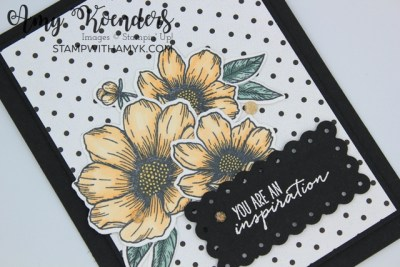 Stampin' Up! Forever And Always You Are An Inspiration Card