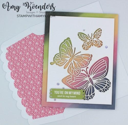 Stampin' Up! Notes Of Cheer Card Kit