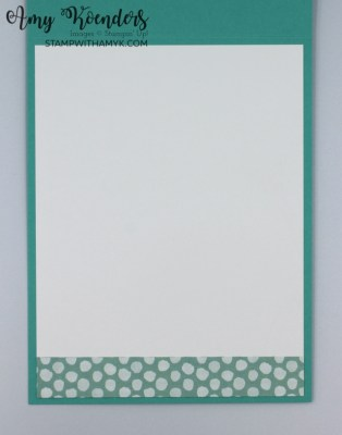 Stampin' Up! What's Cookin' Happiness Is Homemade Card