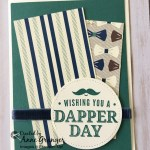 Truly Tailored Stamp set by Stampin
