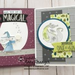 Myths and Magic Suite by Stampin