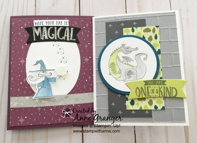 Myths and Magic Suite by Stampin' Up!