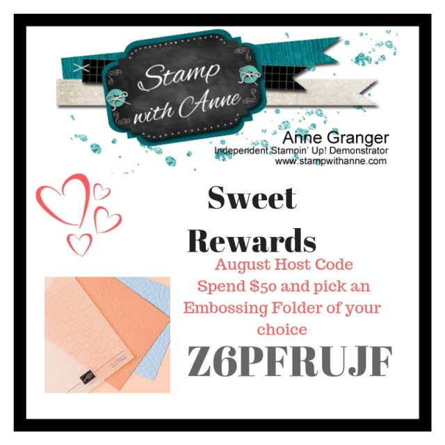 Sweet Rewards by Stamp With Anne