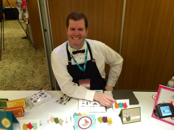 Brian King, Stampin' Up!, Incentive Trip