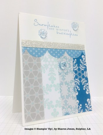 Holiday One-for-One Swap, Stampin' Up!, by Sharon Jones