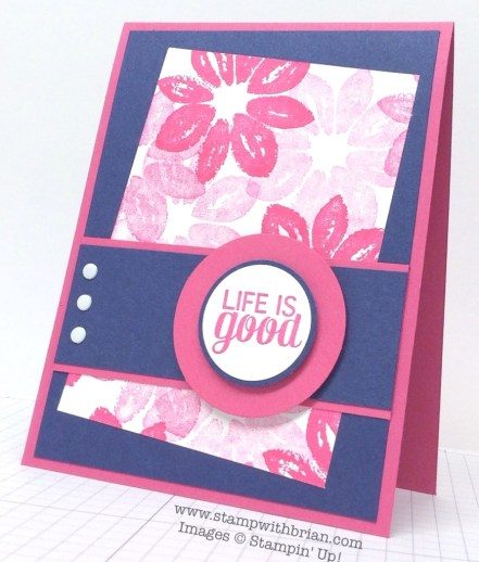 Petal Potpourri, Project Life Remember This, Stampin' Up!, Brian King, FMS181