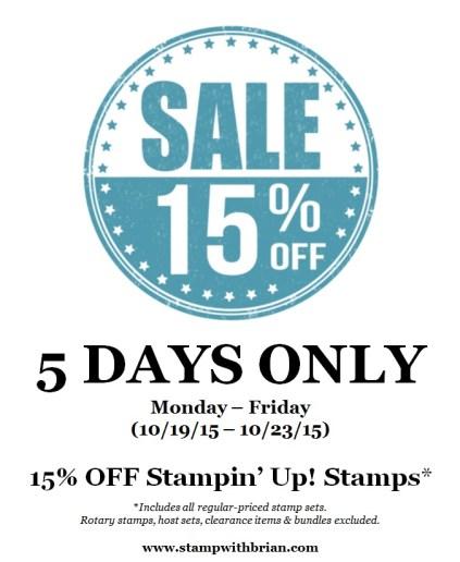 Stamp sale 2