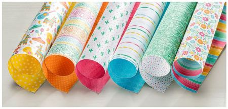 Festive Birthday Designer Series Paper, Stampin' Up!