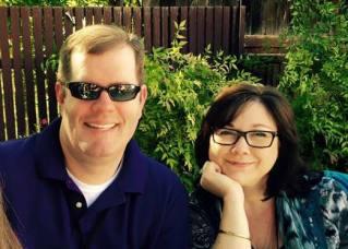 Brian and Linda