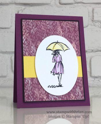 Beautiful You, Blooms & Bliss Designer Series Paper, Stampin' Up! Watercolor Pencils, Stampin' Up!, Brian King