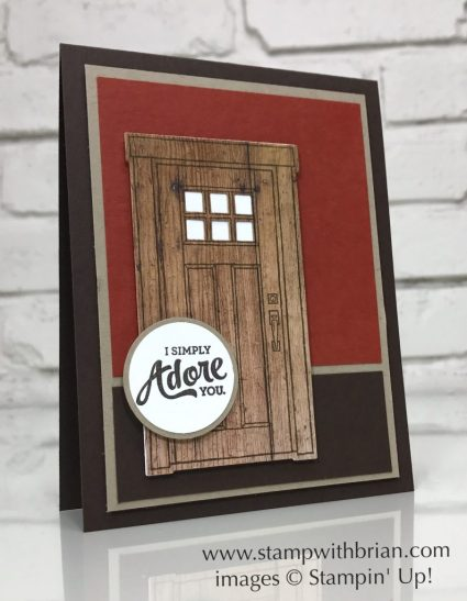 At Home with You, At Home Framelits, Mixed Borders, Stampin' Up!, Brian King, FMS288