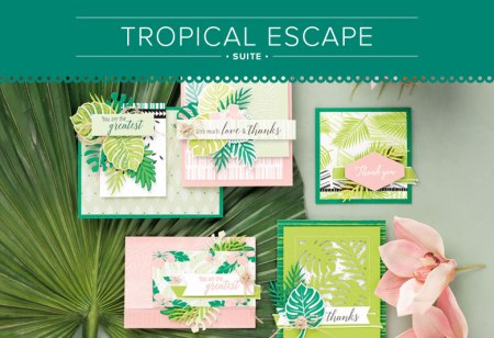 Tropical Escape Suite 11009