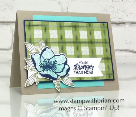 Beautiful Promenade Bundle, Stampin' Up!, Brian King version 1