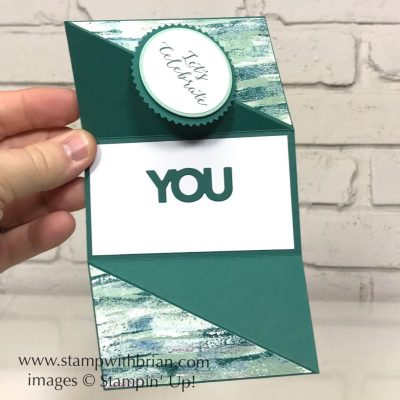 Detailed with Love, Stampin' Up!, Brian King