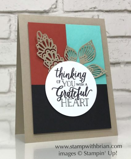 Falling for Leaves Bundle, Stampin' Up!, Brian King