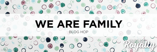 We are Family Blog Hop