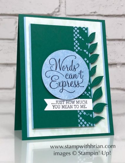 Dear Doily Bundle, Wonderful Floral Framelits Dies, Stampin' Up!, Brian King