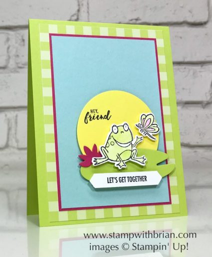 So Hoppy Together, Part of My Story, Itty Bitty Greetings, Stampin' Up!