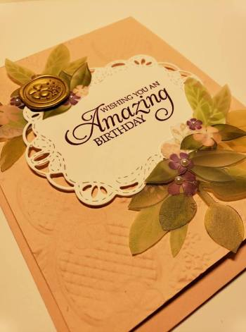 by Carole Gaines, Stampin' Up!