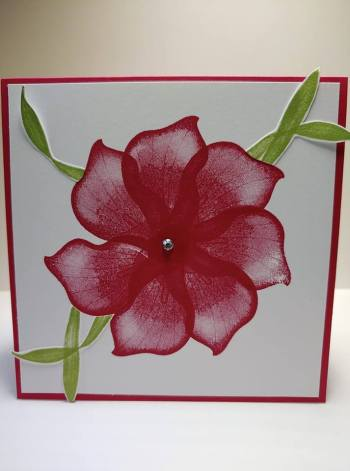 by Christine Oehlman, Stampin' Up!