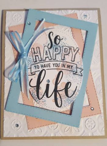 by Pamela Simmons, Stampin' Up!