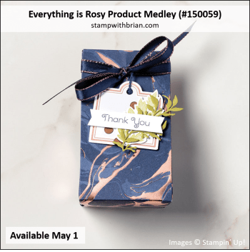Everything is Rosy Product Medley, Stampin' Up! 150059