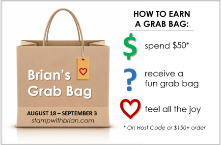 Brian's Grab Bag Promotion