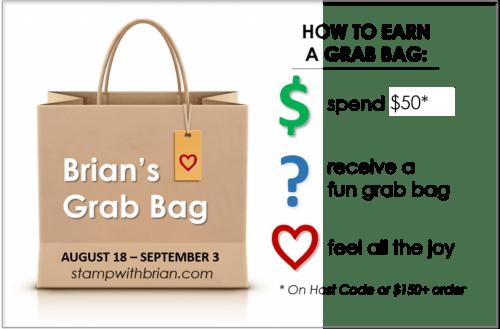 Brian's Grab Bag Promotion