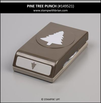 Pine Tree Punch, Stampin' Up! 149521