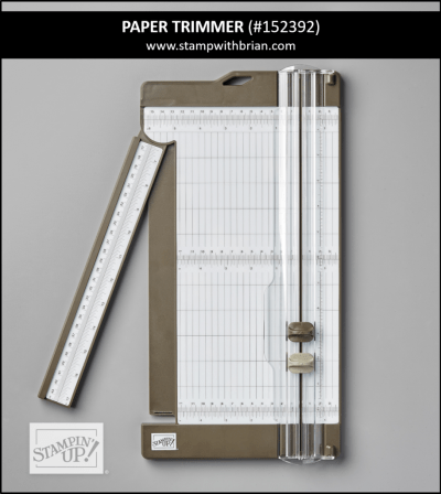 Stampin' Up! Paper Trimmer, Stampin' Up! 152392