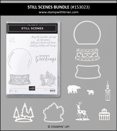 Still Scenes Bundles, Stampin' Up! 153023