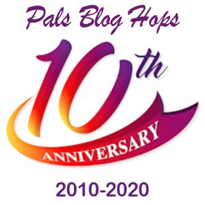 Pals Blog Hop - March 2020