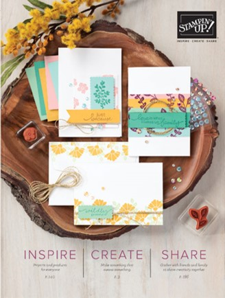 Stampin Up 2018 2020 Stampin Write In Color Markers NEW Set of 5