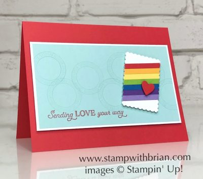 Posted for You Bundle, Stampin Up!, Brian King