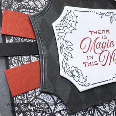 Hallows Night Magic Bundle, Stampin Up!, Brian King