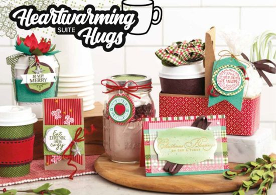 Heartwarming Hugs Suite, Stampin Up!