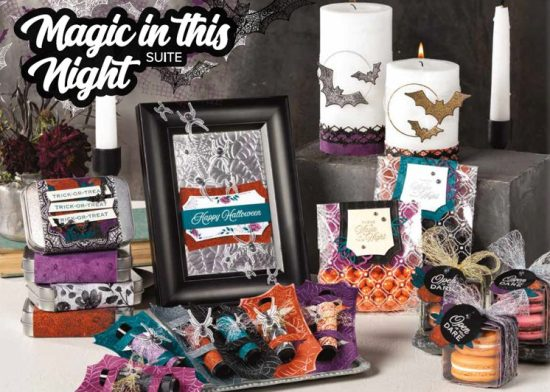 Magic in this Night Suite, Stampin Up!