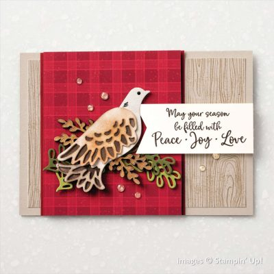 Dove of Hope Bundle, Stampin Up! samples