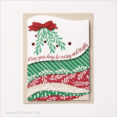 Curvy Christmas, Stampin Up!