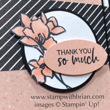 A Touch of Ink, Stampin Up!, Brian King