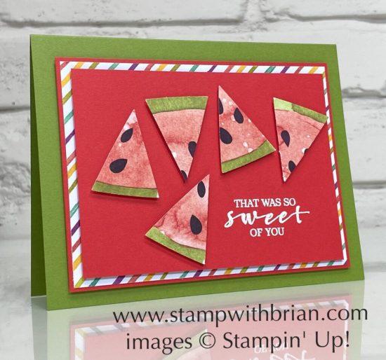 So Cool Paper Pumpkin Alternative, Stampin Up!, Brian King