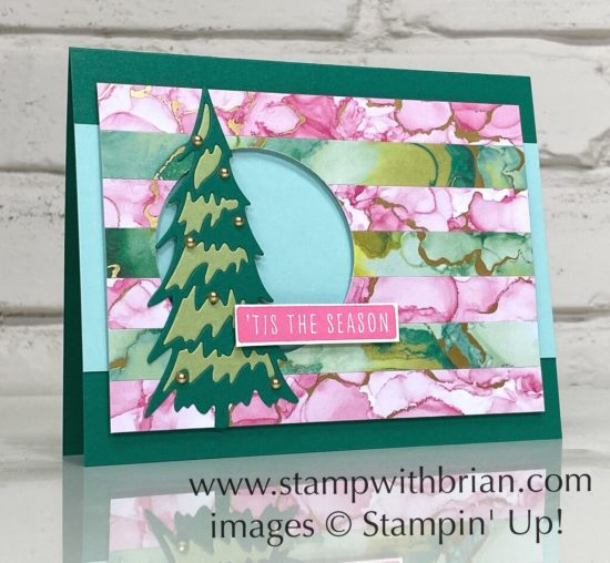 Whimsical Trees Bundle, Expressions in Ink Specialty Designer Series Paper, Brian King