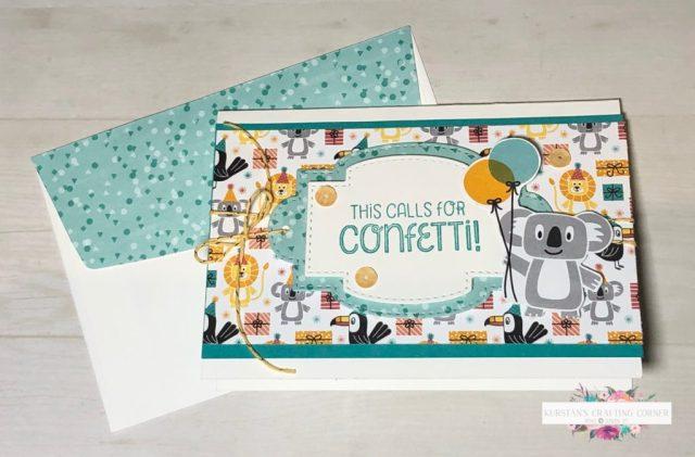 Birthday Bonanza This Calls for Confetti